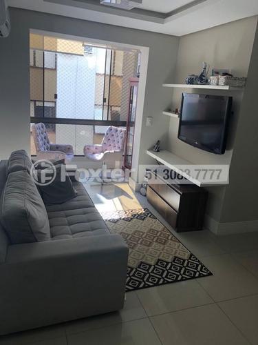 Imagem 1 de 21 de Apartamento, 2 Dormitórios, 63 M², Passo Da Areia - 185638