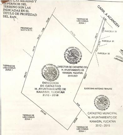 Imagen 1 de 2 de Terreno En Kanasín, Yucatán, Ideal Para Constructores