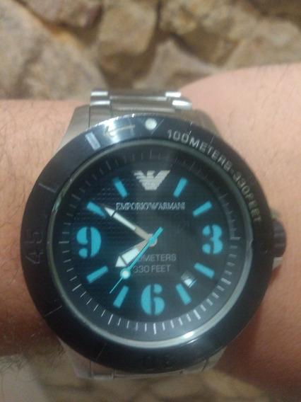 Relógio Emporio Armani.