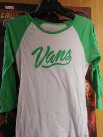 Playera Vans