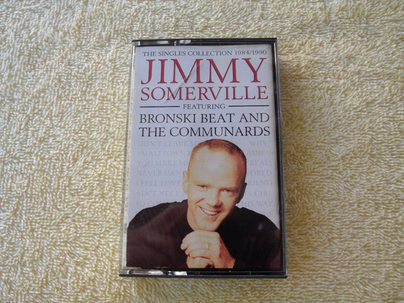 Jimmy Somerville - The Singles Collection 1984/90 - Fita K7