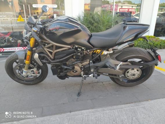 Ducati Monster 1200s 2015