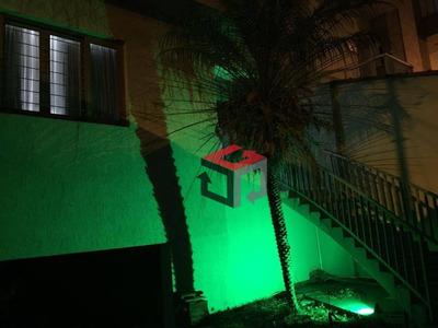 Sobrado Com 3 Dormitórios À Venda, 415 M² Por R$ 890.000 - Vila Alto De Santo André - Santo André/sp - So23066