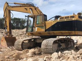 Maquinaria De Construcción Excavadoras Caterpillar