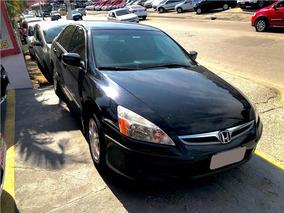 Honda Accord 2.0 Lx 16v Gasolina 4p Automático