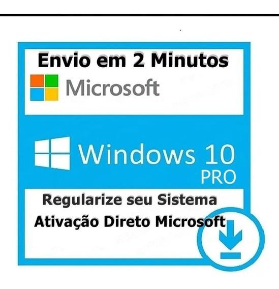 Iso+windows10pro X86x64 Original+key 25 Digitos