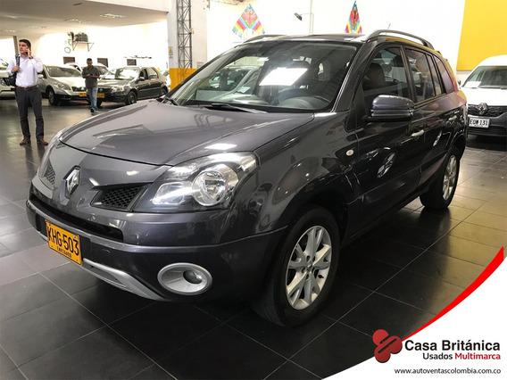 Renault Koleos Privilege 2500cc Automatico 4x4 Gasolina