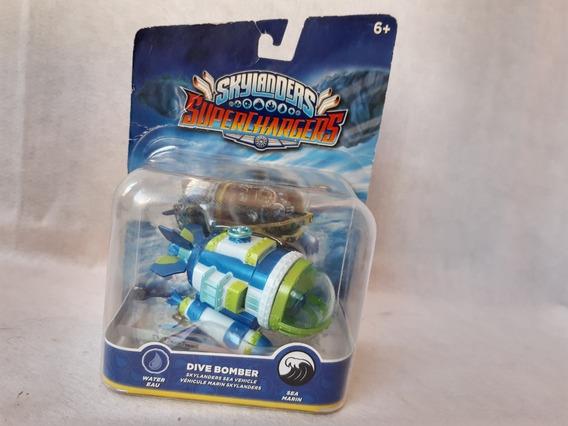 Skylanders Superchargers Dive Bomber Embalagem Lacrada