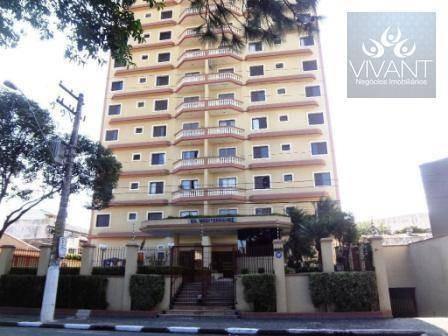 Apartamento Com 3 Dormitórios À Venda Por R$ 475.000,00 - Centro - Suzano/sp - Ap0248