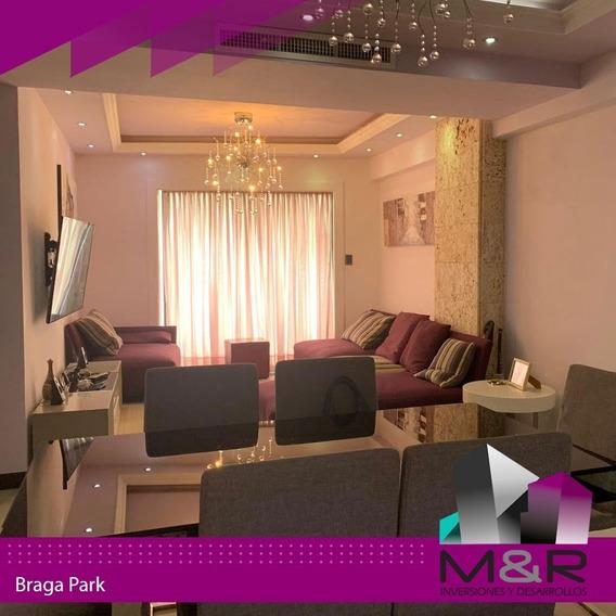 Apartamento En Venta En Puerto Ordaz Braga Park M&r- 256