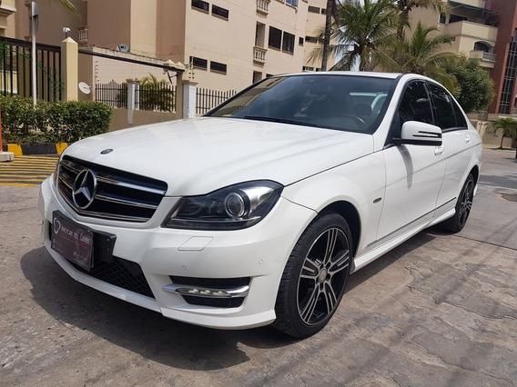 Mercedes Benz Clase C 200 Cgi Automatico Modelo 2014