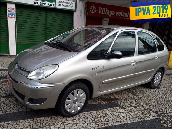 Citroen Xsara Picasso 1.6 I Glx 16v Flex 4p Manual