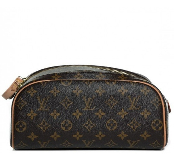 Necessáire Louis Vuitton Toiletry Monogram Couro Legítimo