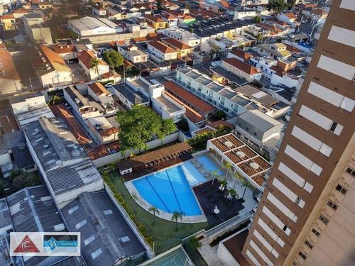 Imagem 1 de 30 de Apartamento Com 3 Dormitórios E Varanda Gourmet - Anália Franco - São Paulo/sp - Ap6518