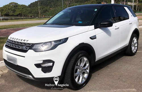 Land Rover Discovery Sport Hse 2.0 4x4 Aut. 2016 Branca