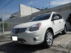 Nissan Rogue 2.5 Exclusive L4 Impecable Unica Dueña