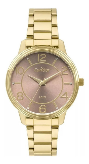 Relógio Condor Feminino - Co2035krh/4m