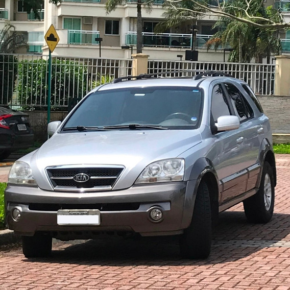 Kia Sorento 2.5 Ex Aut Cb3 4x4 5p