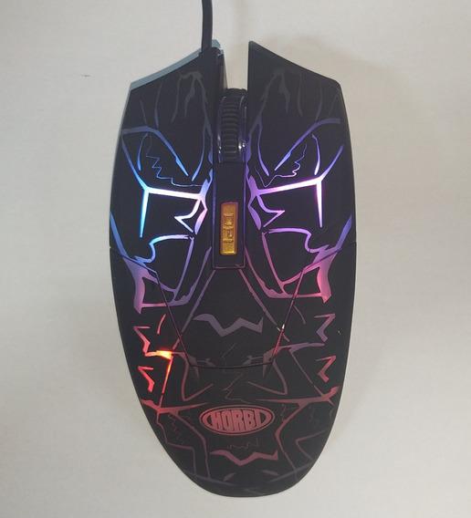 Mouse Usb Gamer Com Fio 1,2 M Promoção