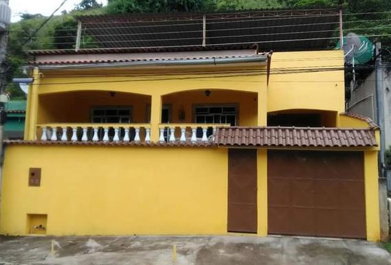 Casa 3 Quartos, 2 Banheiro,área De Lazer, Piscina E Sauna