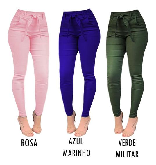 Calça Feminina Clochard Plus Size Linda Super Confortável 2019