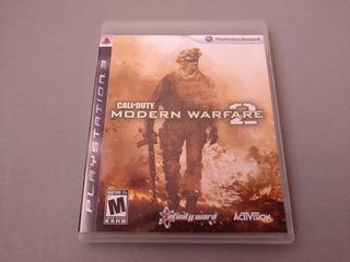 Call Of Duty Modern Warfare 2 Original Para Ps3