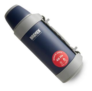 Termo Botella Termica Bremen 1.2lt Acero Inox Resiste 48hs Cod. 7133 Dgm