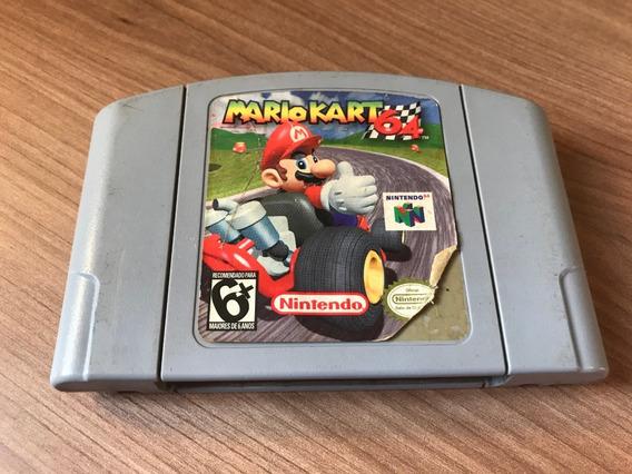 Cartucho / Fita Mario Kart Nintendo 64 Original