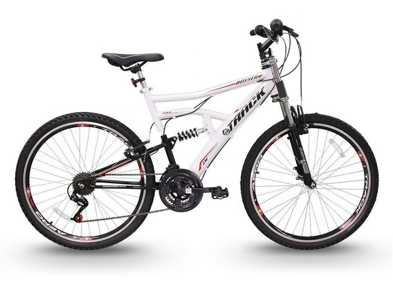 Bicicleta Track Bikes Boxxer Mountain Bike Aro 26 Seminova