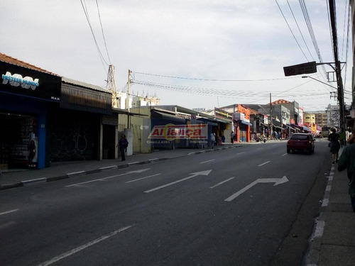 Terreno Comercial À Venda, Macedo, Guarulhos - Te0204. - Ai6031