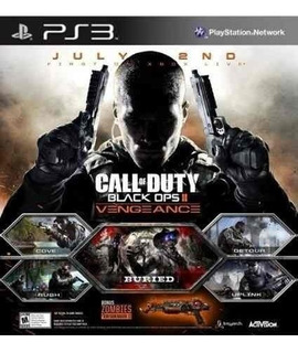 Dlc Vengeance Para Call Of Duty: Black Ops Ii Ps3 Digital