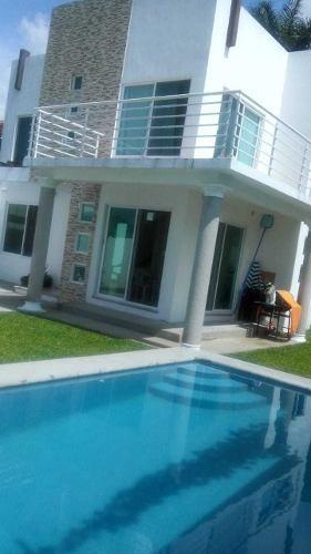 Bonita Casa Con Alberca En Altos De Oaxtepec