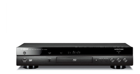 Blu Ray Yamaha Bd-a1060 Preto