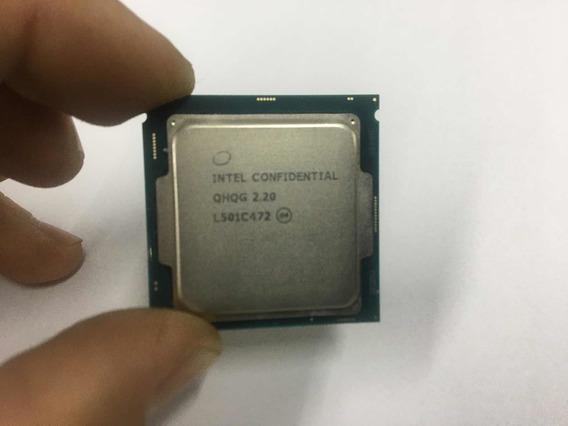 Intel Qhqg I7 6700 2.2ghz Versão Engenharia Confidential