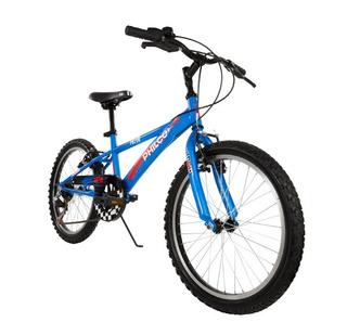 Bicicleta Para Niño Philco Patio Rodado 20 - 6 Velocidades