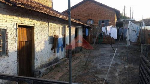 Imagem 1 de 5 de Casa Com 2 Dormitórios À Venda, 133 M² Por R$ 450.000,00 - Centro - São José Dos Campos/sp - Ca3776