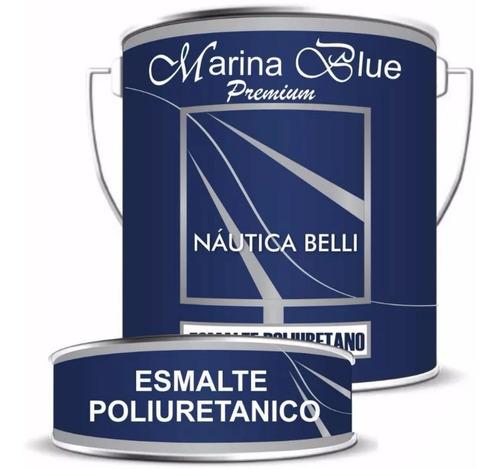 Pintura Nautica Esmalte Poliuretano Premium Para Barcos 1lt
