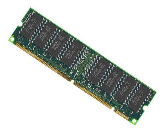Memoria Dimm Sdram Pc100 64 Mb