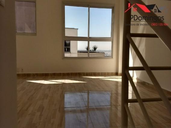 Apartamento À Venda (cobertura ) No Condomínio Cedros - Jardim Residencial Firenze, Em Hortolândia - Sp!!! - Ap00173 - 31916914