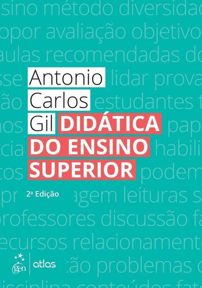 Didática Do Ensino Superior - 2ª Ed. 2018