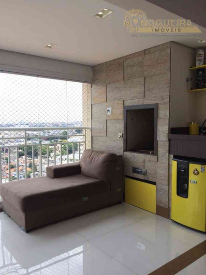 Apartamento Condomínio Pq. Clube Vila Augusta - 3453