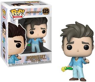 Funko Pop Morrissey 125 Nuevo Original Cerrado