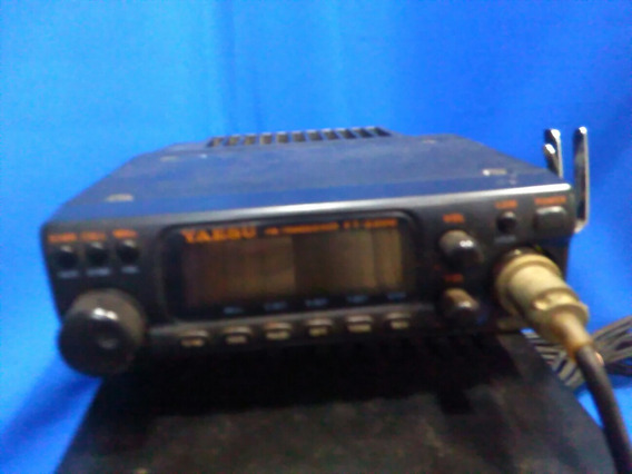 Radio Vhf Fm Transceiver Ft 2200 Con Regulador