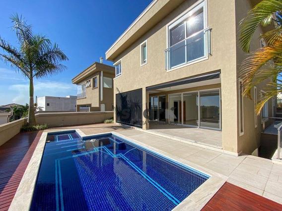 Casa Com 4 Dormitórios À Venda, 504 M² Por R$ 3.150.000,00 - Gênesis 1 - Santana De Parnaíba/sp - Ca0201