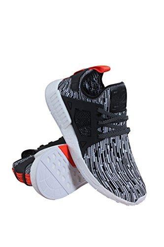 best loved b29b2 c312c adidas S32216 Men Nmd_xr1 Pk White Black