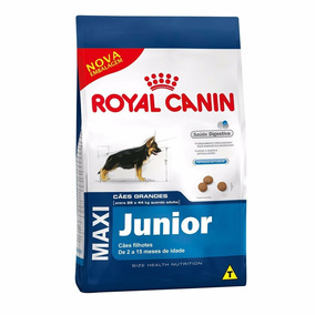 Royal Canin Maxi Junior Filhote Racas Grandes 15 Kg