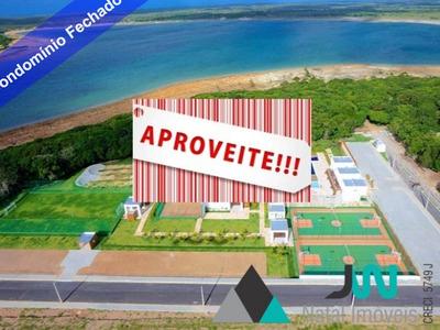 Vendo Lote Para Chácara, Ou Granja, Em Condomínio Fechado Na Lagoa Do Bonfim - Ch00003 - 2523339