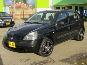 Renault Clio Authentique F Iv Team Coll 1.6