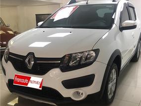 Renault Sandero 1.6 Stepway 8v Flex 4p Automatizado
