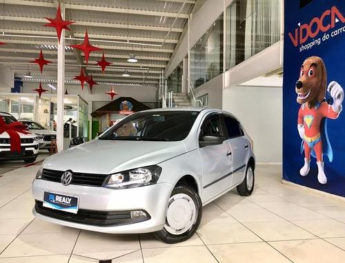 Imagem 1 de 10 de Volkswagen Gol - 1.0 Trendline Flex